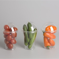 peppers - PET cups