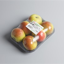 apples - pulp tray