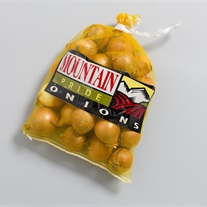 onions - monofilament net bag