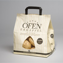 paper bag for fresh produce